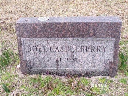 CASTLEBERRY, JOEL - Bradley County, Arkansas | JOEL CASTLEBERRY - Arkansas Gravestone Photos