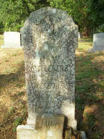 CASTLEBERRY, J W - Bradley County, Arkansas   J W CASTLEBERRY - Arkansas Gravestone Photos