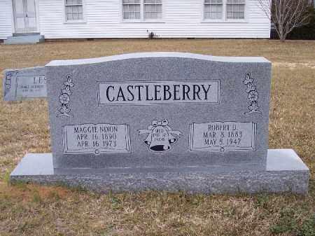 CASTLEBERRY, MAGGIE - Bradley County, Arkansas | MAGGIE CASTLEBERRY - Arkansas Gravestone Photos