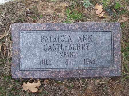 CASTLEBERRY, PATRICIA ANN - Bradley County, Arkansas | PATRICIA ANN CASTLEBERRY - Arkansas Gravestone Photos