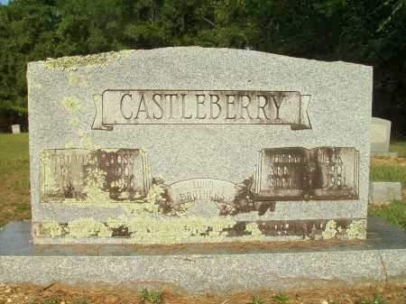 "CASTLEBERRY, THURMAN ""BOSS"" - Bradley County, Arkansas | THURMAN ""BOSS"" CASTLEBERRY - Arkansas Gravestone Photos"