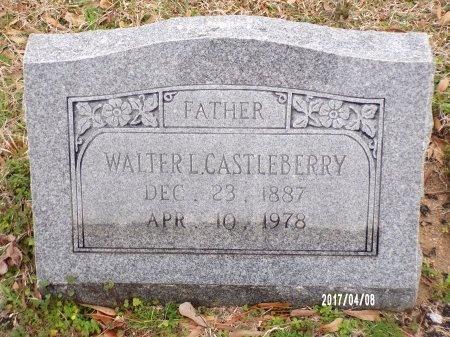 CASTLEBERRY, WALTER LAFAYETTE - Bradley County, Arkansas | WALTER LAFAYETTE CASTLEBERRY - Arkansas Gravestone Photos