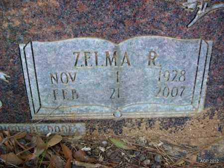 COOK, ZELMA RAE - Bradley County, Arkansas | ZELMA RAE COOK - Arkansas Gravestone Photos