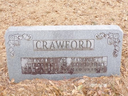 CRAWFORD, ALONZO BRIAN - Bradley County, Arkansas | ALONZO BRIAN CRAWFORD - Arkansas Gravestone Photos