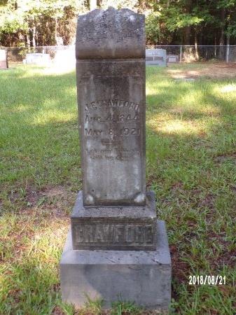 CRAWFORD, JOHN FARRAR - Bradley County, Arkansas   JOHN FARRAR CRAWFORD - Arkansas Gravestone Photos