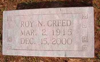 CREED, ROY N - Bradley County, Arkansas | ROY N CREED - Arkansas Gravestone Photos