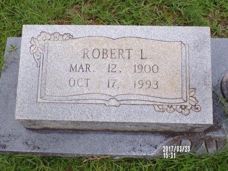 DAVIDSON, ROBERT LEE (CLOSE UP) - Bradley County, Arkansas   ROBERT LEE (CLOSE UP) DAVIDSON - Arkansas Gravestone Photos
