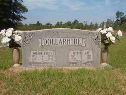 OVERTON DOLLARHIDE, MYRTLE MAY - Bradley County, Arkansas | MYRTLE MAY OVERTON DOLLARHIDE - Arkansas Gravestone Photos