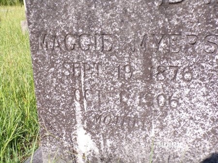 MYERS DRAPER, MAGGIE (CLOSE UP) - Bradley County, Arkansas | MAGGIE (CLOSE UP) MYERS DRAPER - Arkansas Gravestone Photos