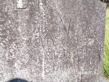 DRAPER, WILLIAM M (CLOSE UP) - Bradley County, Arkansas | WILLIAM M (CLOSE UP) DRAPER - Arkansas Gravestone Photos