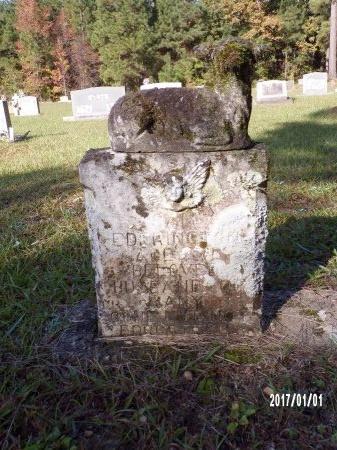 EDERINGTON, SAM - Bradley County, Arkansas | SAM EDERINGTON - Arkansas Gravestone Photos