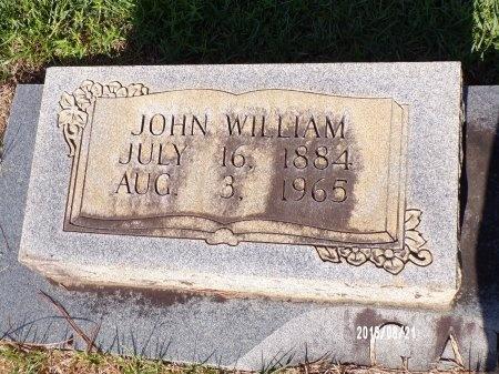 GAMBILL, JOHN WILLIAM (CLOSE UP) - Bradley County, Arkansas | JOHN WILLIAM (CLOSE UP) GAMBILL - Arkansas Gravestone Photos