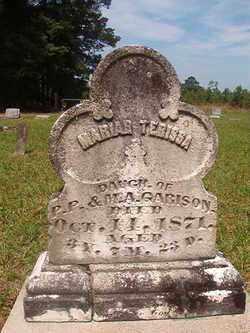 GARISON, MARIAH TERISSA - Bradley County, Arkansas | MARIAH TERISSA GARISON - Arkansas Gravestone Photos
