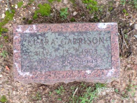 GARRISON, CLARA - Bradley County, Arkansas   CLARA GARRISON - Arkansas Gravestone Photos