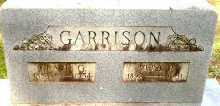 GARRISON, CLAUD G - Bradley County, Arkansas | CLAUD G GARRISON - Arkansas Gravestone Photos