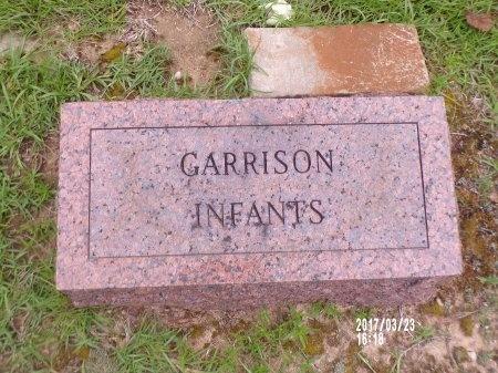 GARRISON, INFANTS - Bradley County, Arkansas | INFANTS GARRISON - Arkansas Gravestone Photos