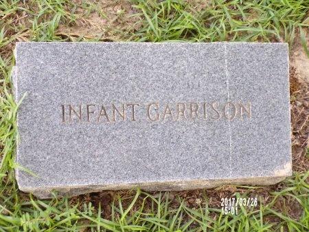 GARRISON, INFANT (2) - Bradley County, Arkansas   INFANT (2) GARRISON - Arkansas Gravestone Photos