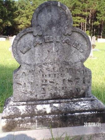 GARRISON, MARIAH - Bradley County, Arkansas   MARIAH GARRISON - Arkansas Gravestone Photos