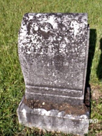 GARRISON, MARGARET W - Bradley County, Arkansas   MARGARET W GARRISON - Arkansas Gravestone Photos