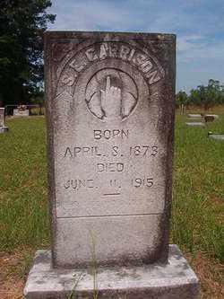 GARRISON, SUSAN E - Bradley County, Arkansas | SUSAN E GARRISON - Arkansas Gravestone Photos