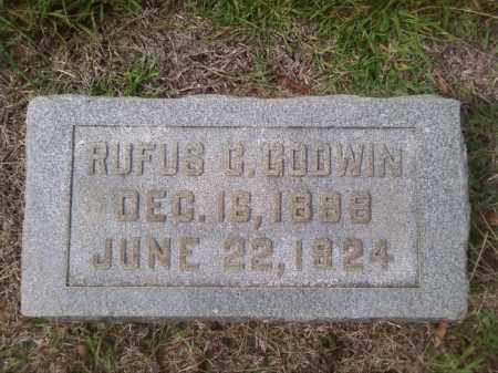 GODWIN, RUFUS CAREY - Bradley County, Arkansas | RUFUS CAREY GODWIN - Arkansas Gravestone Photos
