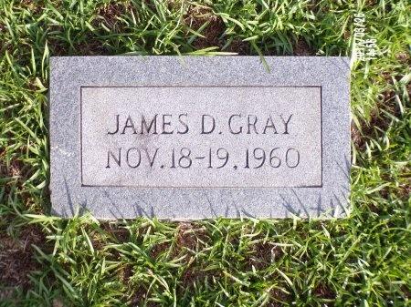 GRAY, JAMES D - Bradley County, Arkansas | JAMES D GRAY - Arkansas Gravestone Photos