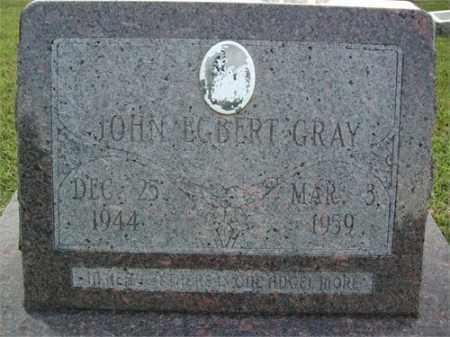 GRAY, JOHN EGBERT - Bradley County, Arkansas   JOHN EGBERT GRAY - Arkansas Gravestone Photos