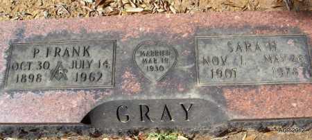 GRAY,  - Bradley County, Arkansas |  GRAY - Arkansas Gravestone Photos