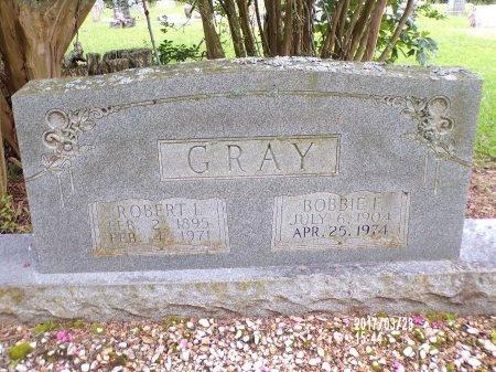 GRAY, BOBBIE F - Bradley County, Arkansas | BOBBIE F GRAY - Arkansas Gravestone Photos