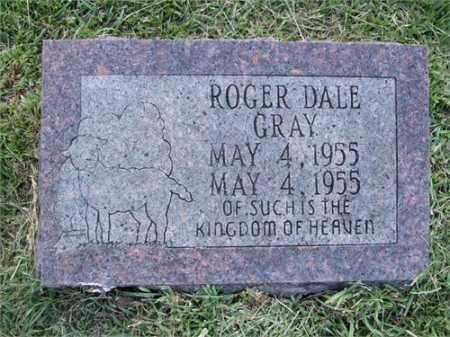 GRAY, ROGER DALE - Bradley County, Arkansas | ROGER DALE GRAY - Arkansas Gravestone Photos