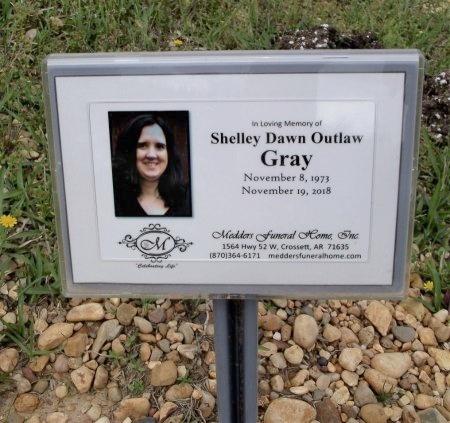 GRAY, SHELLEY DAWN - Bradley County, Arkansas | SHELLEY DAWN GRAY - Arkansas Gravestone Photos
