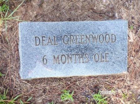 GREENWOOD, DEAL - Bradley County, Arkansas | DEAL GREENWOOD - Arkansas Gravestone Photos