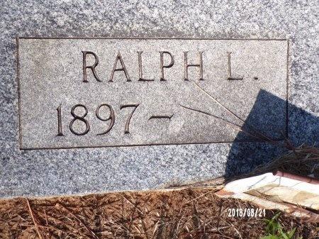 GREENWOOD, RALPH LAUBY (CLOSE UP) - Bradley County, Arkansas | RALPH LAUBY (CLOSE UP) GREENWOOD - Arkansas Gravestone Photos