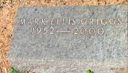 GRIGGS, MARK ELLIS - Bradley County, Arkansas | MARK ELLIS GRIGGS - Arkansas Gravestone Photos