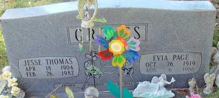 GROVES, JESSE THOMAS - Bradley County, Arkansas | JESSE THOMAS GROVES - Arkansas Gravestone Photos