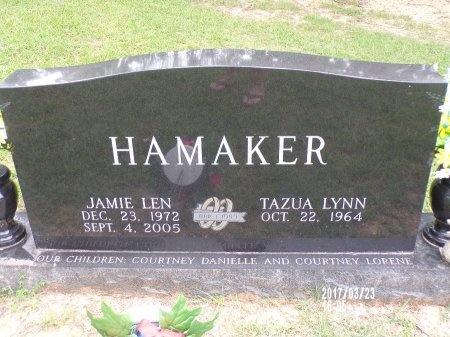 HAMAKER, JAMIE LEN - Bradley County, Arkansas | JAMIE LEN HAMAKER - Arkansas Gravestone Photos