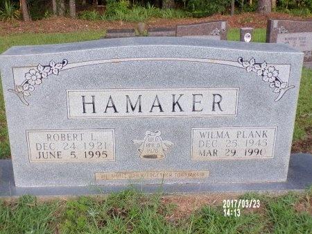 HAMAKER, ROBERT LEE - Bradley County, Arkansas | ROBERT LEE HAMAKER - Arkansas Gravestone Photos