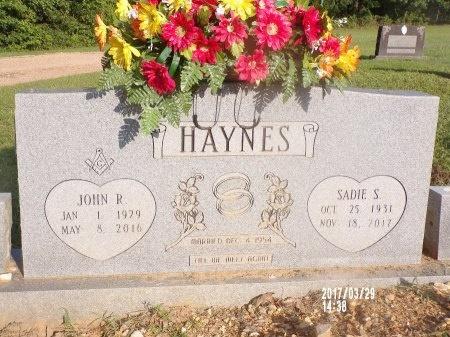HAYNES, SADIE PAULINE - Bradley County, Arkansas | SADIE PAULINE HAYNES - Arkansas Gravestone Photos