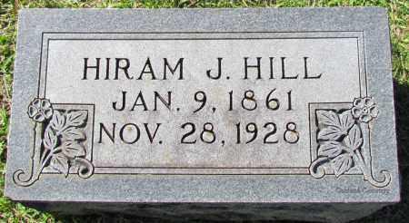 HILL, HIRAM J - Bradley County, Arkansas | HIRAM J HILL - Arkansas Gravestone Photos