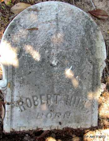 HILL, ROBERT (TOP OF STONE) - Bradley County, Arkansas | ROBERT (TOP OF STONE) HILL - Arkansas Gravestone Photos