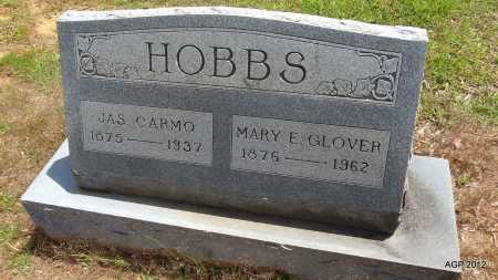 HOBBS, JAMES CARMO - Bradley County, Arkansas | JAMES CARMO HOBBS - Arkansas Gravestone Photos