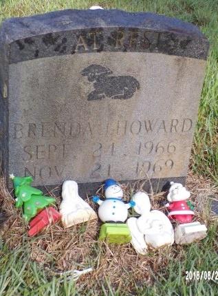HOWARD, BRENDA - Bradley County, Arkansas | BRENDA HOWARD - Arkansas Gravestone Photos