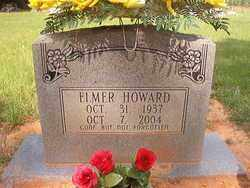 HOWARD, ELMER G - Bradley County, Arkansas | ELMER G HOWARD - Arkansas Gravestone Photos