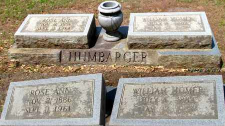 HUMBARGER, ROSE ANN - Bradley County, Arkansas | ROSE ANN HUMBARGER - Arkansas Gravestone Photos