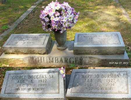 HUMBARGER, MARY JO - Bradley County, Arkansas   MARY JO HUMBARGER - Arkansas Gravestone Photos