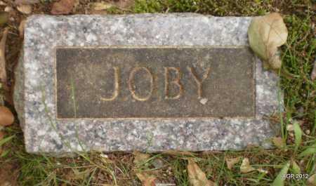UNKNOWN, JOBY - Bradley County, Arkansas | JOBY UNKNOWN - Arkansas Gravestone Photos