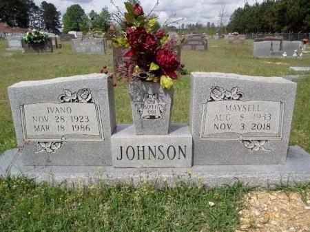 JOHNSON, MAYSELL - Bradley County, Arkansas | MAYSELL JOHNSON - Arkansas Gravestone Photos