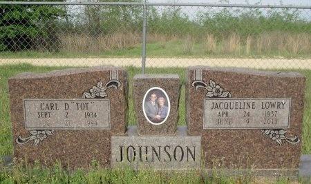 JOHNSON, JACQUELINE - Bradley County, Arkansas   JACQUELINE JOHNSON - Arkansas Gravestone Photos