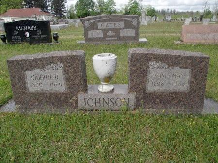 JOHNSON, SUSIE MAY - Bradley County, Arkansas | SUSIE MAY JOHNSON - Arkansas Gravestone Photos