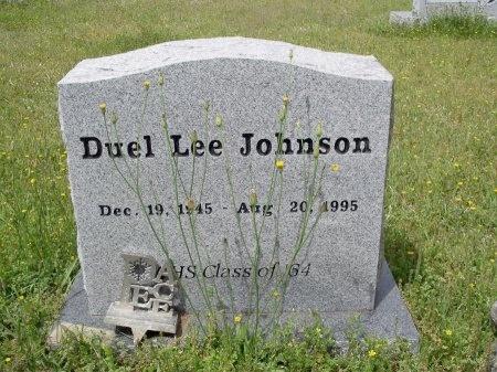 JOHNSON, DUEL LEE - Bradley County, Arkansas | DUEL LEE JOHNSON - Arkansas Gravestone Photos